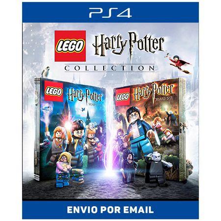 LEGO Harry Potter Colleção - Ps4 Digital