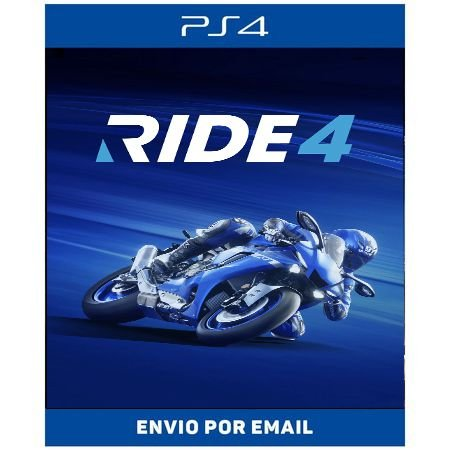 Ride 4 - Ps4 digital