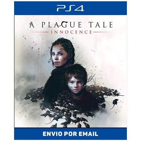 A Plague Tale Innocence - Ps4 Digital