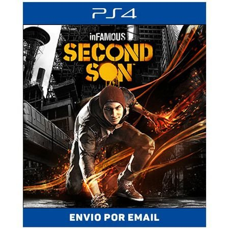 Infamous second son - Ps4 Digital