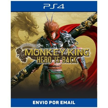 MONKEY KING HERO IS BACK - Ps4 Digital