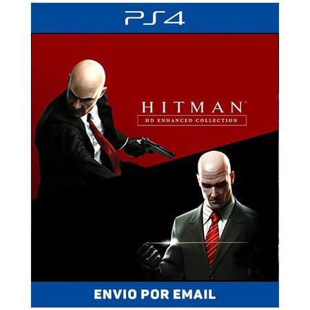 Hitman HD Enhanced Collection - Ps4 Digital