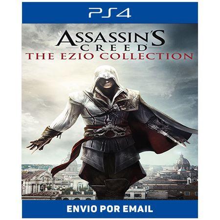 Assassins creed the ezio colletion - Ps4 Digital