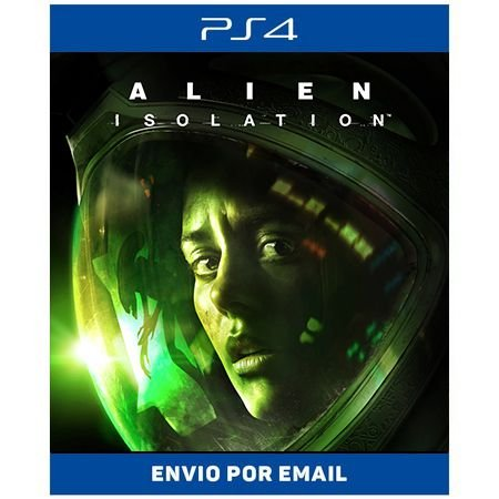 Alien Isolation - Ps4 Digital