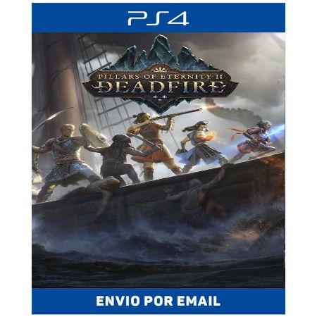 Pillars of Eternity II: Deadfire - PS4 Digital