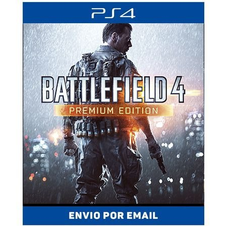 Battlefield 4 Premium - Ps4 Digital