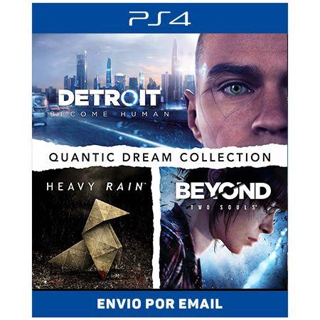 Quantic Dream Collection - Ps4 Digital