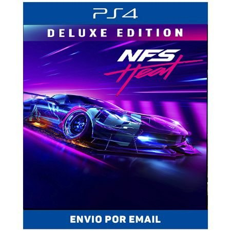 Need For Speed Heat Deluxe - Ps4 Digital