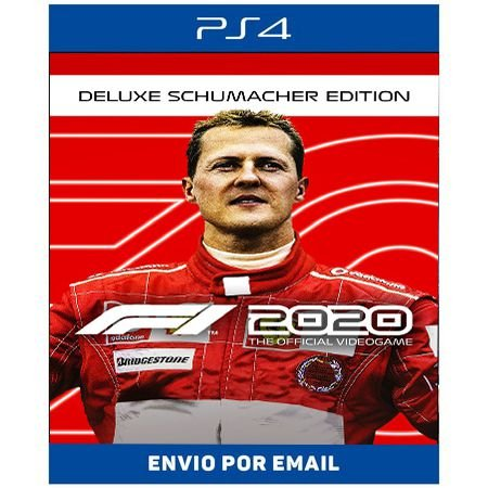 F1 2020 Schumacher Edition - Ps4 Digital