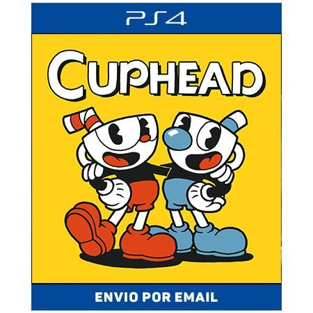 CUPHEAD - Ps4 Digital