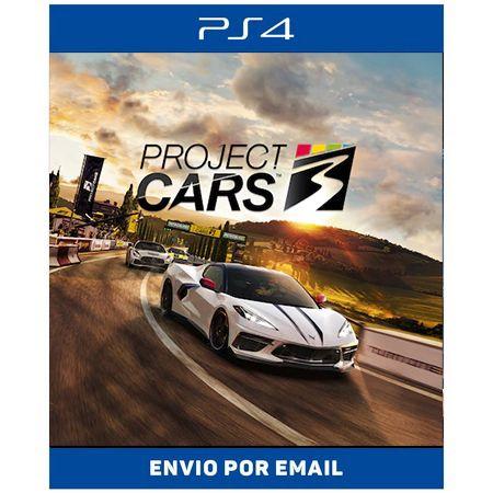 Project Cars 3 - Ps4 Digital