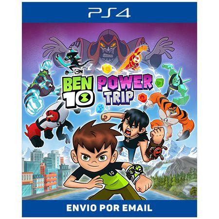 Ben 10 Power Trip - PS4 DIGITAL
