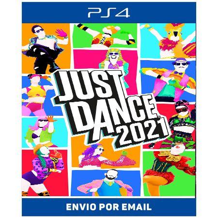 JUST DANCE 2021 - PS4 DIGITAL