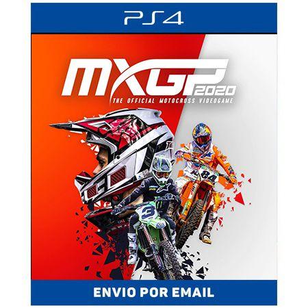 Mxgp 2020 - Ps4 Digital
