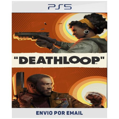 DEATHLOOP - Ps5 Digital