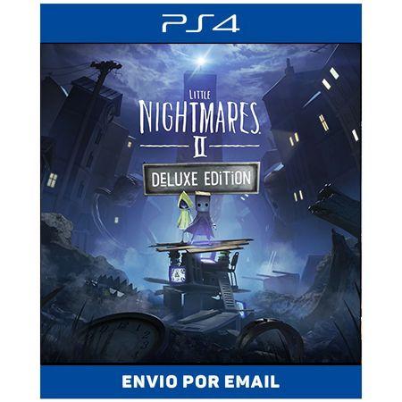 Little Nightmares II Edição Deluxe - PS4 & PS5 DIGITAL