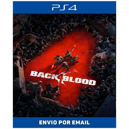 Back 4 Blood: Edição Standard - PS4 & PS5 DIGITAL