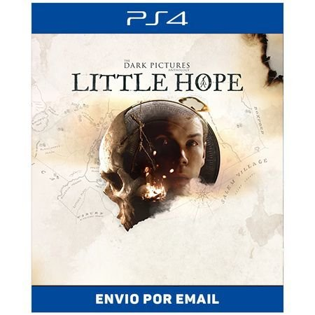 The Dark Pictures Anthology: Little Hope - Ps4 Digital