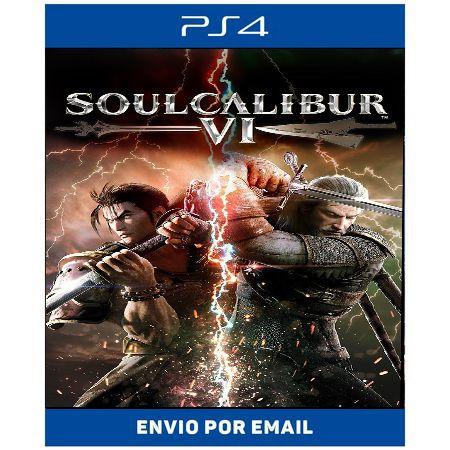 Soulcalibur - Ps4 Digital