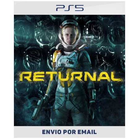 Returnal - PS5 DIGITAL PRE VENDA