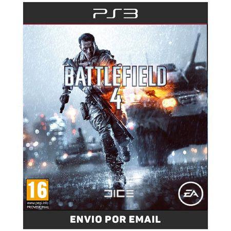 Battlefield 4 - Ps3 Digital
