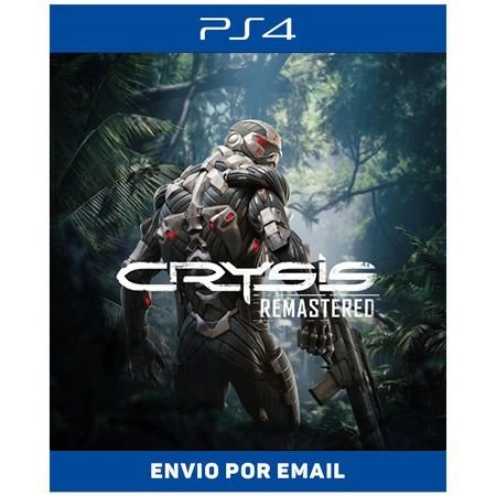 Crysis Remastered - Ps4 Digital