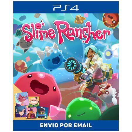 Slime Rancher - Ps4 digital