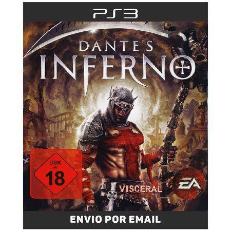 Dantes inferno - Ps3 Digital