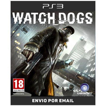 Watch dogs - Ps3 Digital