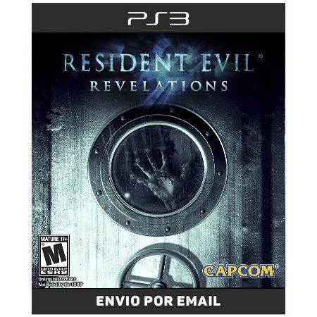 Resident evil revelations - Ps3 Digital