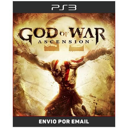 God Of War Ascension - Ps3 Digital