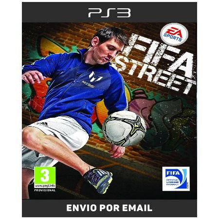 Fifa Street - Ps3 Digital
