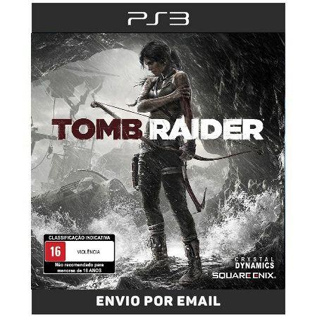 Tomb Raider - Ps3 Digital