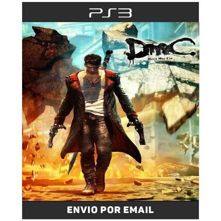 Dmc Devil May Cry  - Ps3 Digital