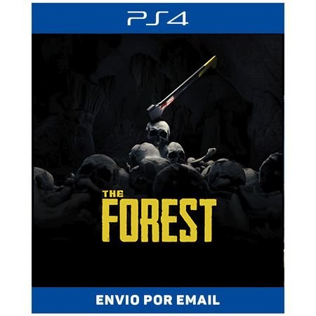 THE FOREST - Ps4 Digital