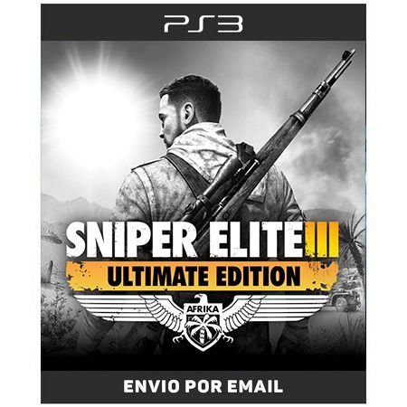 Sniper Elite 3 Ultimate Edition - Ps3 Digital