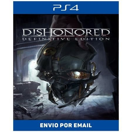 Dishonored Definitive Edition - Ps4 digital
