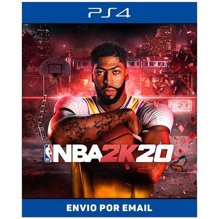 NBA 2K20 - Ps4 Digital