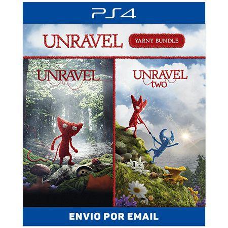 Unravel Yarny - Conjunto - Ps4 Digital