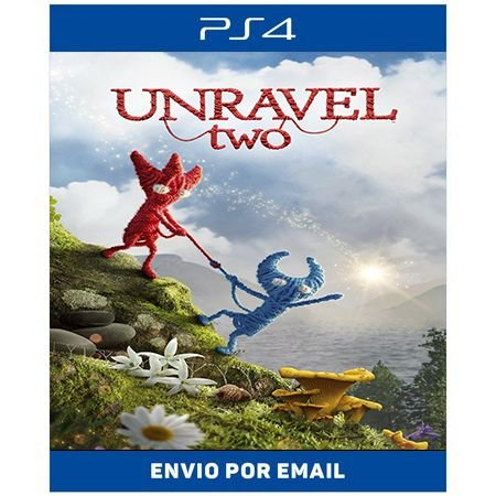 Unravel Two - Ps4 Digital