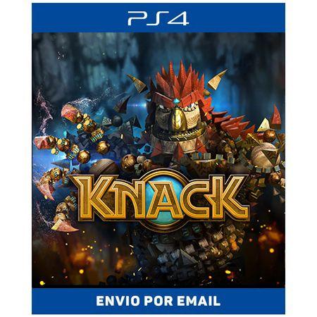 Knack -Ps4 e Ps5 Digital