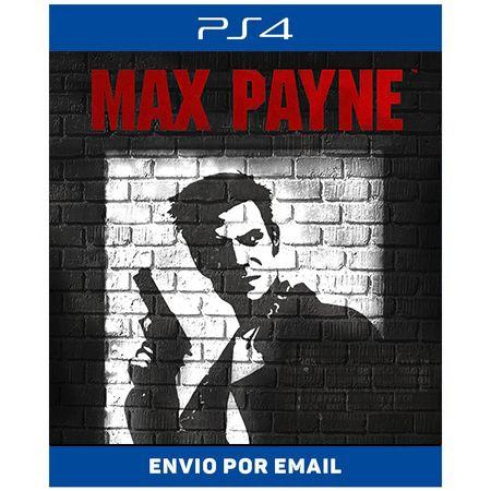 MAX Payne - Ps4 Digital