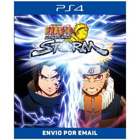 NARUTO: Ultimate Ninja STORM - Ps4 Digital
