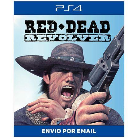 Red Dead Revolver - Ps4Digital
