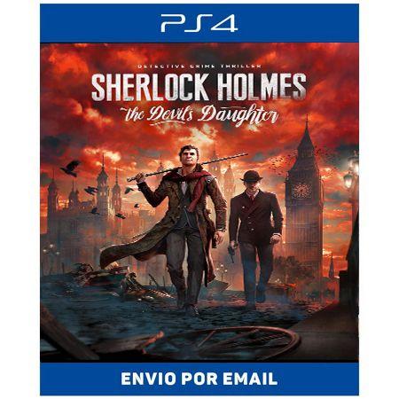 Sherlock Holmes: The Devil's Daughter - Ps4 Digital