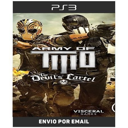 Army Of Two The Devils Cartel - Ps3 Digital