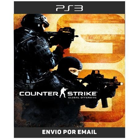 Counter Strike Global Offensive - Cs Go - Ps3 Digital
