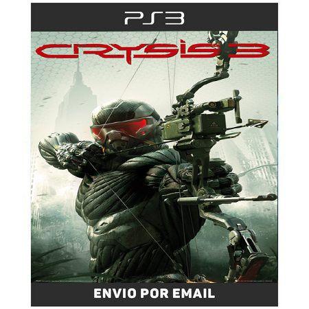 Crysis 3 - Ps3  Digital