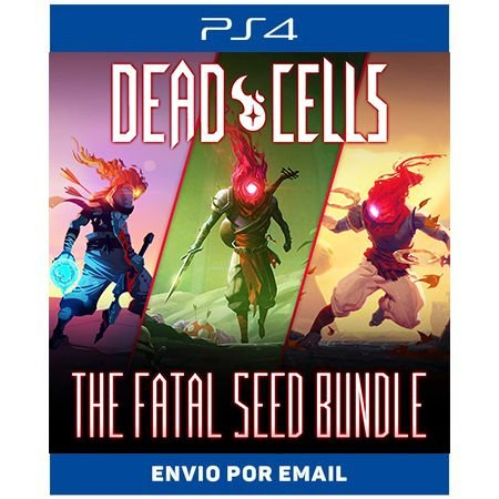 Dead Cells: The Fatal Seed Bundle - Ps4 Digital