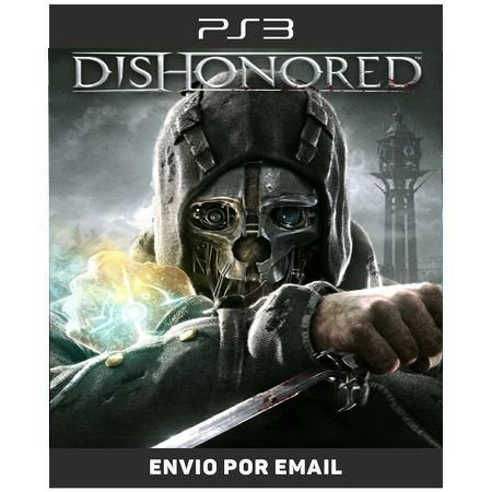 Dishonored - Ps3  Digital